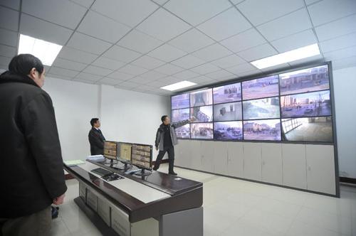 十堰大学视频监控系统案例